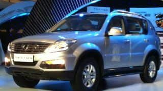 Mahindra Ssangyong Rexton W launched in India at Rs 17.67 lakh
