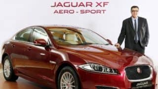 Jaguar launches XF Aero-Sport edition in India at INR 52 Lakh