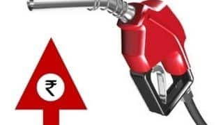 Diesel price hiked by Rs 5 per litre