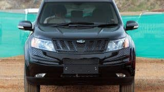New Mahindra XUV500 facelift launch date is May 25, 2015