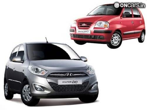 hyundai offers 5-star assurance program on the santro and i10 | news
