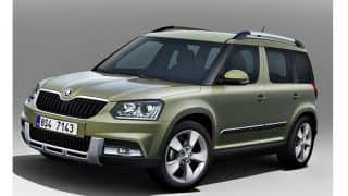 Skoda 2014 Yeti Launching Today: Price in India Expected between INR 18 lakhs to 19.5 lakhs