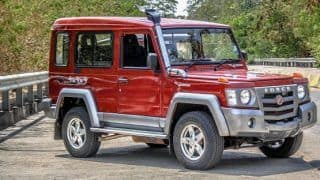 Force Gurkha to receive more powerful and cleaner engine: Likely to the 2.2-litre Mercedes-derived motor