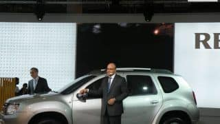 2012 Renault Duster diesel could launch at Rs 9 lakh
