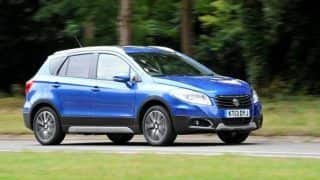 Maruti Suzuki S-Cross SX4 (ACross) to get 1.6-litre MJD diesel engine