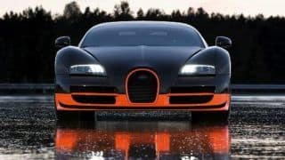 Faster Bugatti Veyron in the works, says report