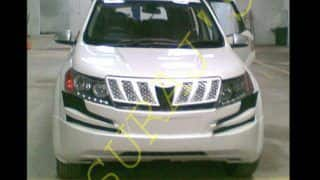 Scoop! Mahindra W201 world SUV caught totally undisguised