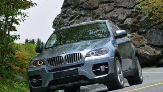 BMW X5 and X6 models recalled in the U.S due to power steering fluid leak