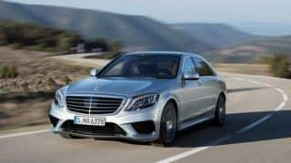 Mercedes Benz S65 AMG could be revealed at LA Auto Show