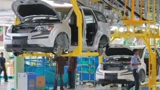 Mahindra to up XUV500 production to 5,000 units a month
