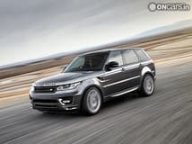 Land Rover India to launch Range Rover Sport on October 17