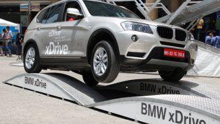 BMW xDrive Tour Experience