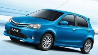 Live! Toyota Etios and Etios Liva diesel India launch
