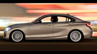 Rendered: BMW 2-Series Gran Coupe