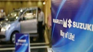 Maruti Suzuki Car Sales in India: Maruti sees 18% rise in Q3 Net profit at INR 802 crore