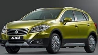 Maruti Suzuki S-Cross SX4 (A-Cross)- Five key facts you should know