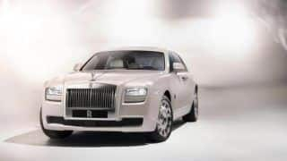 Audi, Jaguar, Toyota and More Participate in MIMS 2015: Rolls Royce Ghost Series II becomes the major highlight