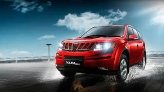 Mahindra XUV500 W4 variant launched at Rs 10.83 lakh
