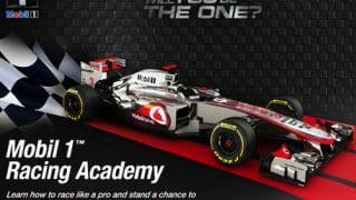Mobil 1 kicks off 2012 'Will You Be The One' contest