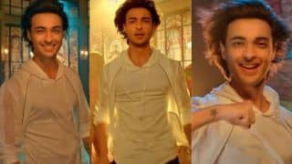 Loveratri New Song Rangtaari Has Aayush Sharma Showing Some Crazy Dance Skills; Watch Video
