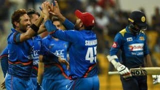 Asia Cup 2018, Sri Lanka vs Afghanistan, 3rd ODI Highlights: Rahmat Shah, Rashid Khan, Mujeeb Ur Rahman Star as Afghanistan Knock SL Out of Tournament