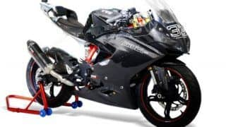 Video : Video: TVS Akula 310 aka Apache RTR 300 continues testing in India, Launch by April 2017
