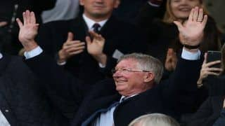 Former Head Coach Alex Ferguson Returns to Manchester United For The First Time Since Brain Operation, Receives Emotional Welcome--WATCH