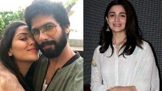 Alia Bhatt Congratulates Shahid Kapoor And Mira Rajput For Becoming Parents to a Baby Boy
