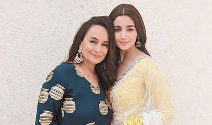 Alia Bhatt's Mother Soni Razdan Shares Her Excitement on Daughter Star...