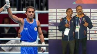 Asian Games 2018 at Jakarta and Palembang, Day 14: Amit Panghal, Pranab Bardhan, Shibnath Sarkar Clinch Gold as India End Campaign on a High, India's Medal Tally Swells to 69