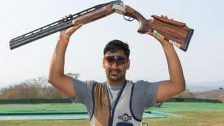Indian Shooter Ankur Mittal Wins Double Trap Gold in ISSF World Championship in South Korea