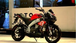 Aprilia RS 150, Tuono 150 Showcased at Auto Expo 2018; India Launch in 2019