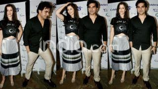 Arbaaz Khan - Giorgia Andriani's Latest Pics Show They Look Good Together