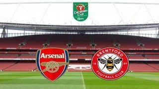 Arsenal vs Brentford EFL Carabao Cup 2018-19 Live Streaming, Preview, Timings IST, When And Where to Watch