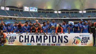 AsiaCup2018: खिताबी मुकाबले में टीम इंडिया की जीत, रोहित शर्मा ने इन खिलाड़ियों को दिया क्रेडिट
