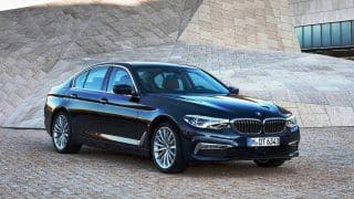 LIVE - New BMW 5-Series 2017 launch Updates: Priced at INR 49.9 lakh