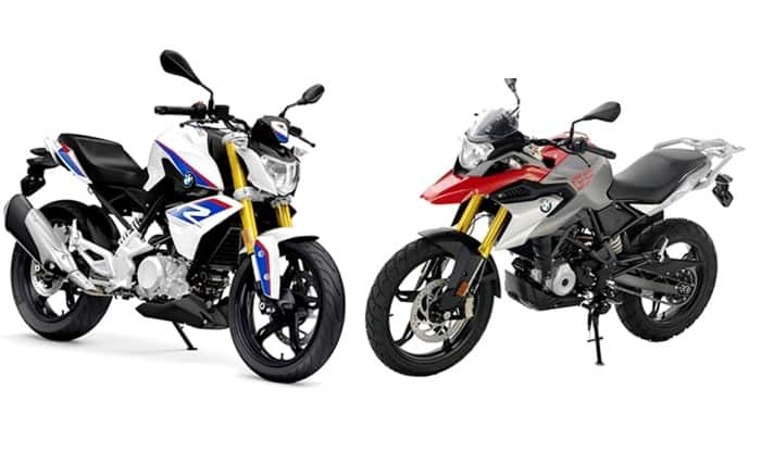 Bmw G310r G310 Gs India Launch On Track Confirmed By Bmw Motorrad