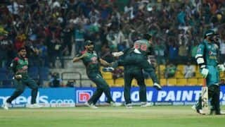 Asia Cup 2018, Pakistan vs Bangladesh, Live Cricket Score, Super Four Match 6 in Abu Dhabi: Bangladesh Defeat Pakistan by 37 Runs, Seals Final Berth Against India