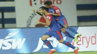 Indian Super League Season 5: Bengaluru FC Begin ISL Season 5 With 1-0 Win Over Defending Champions Chennaiyin FC, Miku Scores