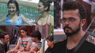 Bigg Boss 12 Day 11 September 27 Written Updates: Sreesanth Again Threatens to Leave The House, Vikas Gupta Shows Mirror to Contestants