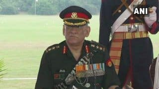Army Chief General Bipin Rawat to Visit Tanzania, Kenya From December 17
