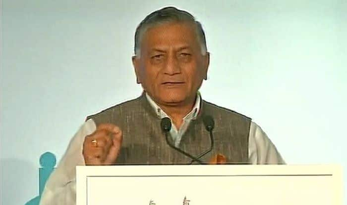 Imran Khan propped up by Pakistan Army: Union Minister VK Singh