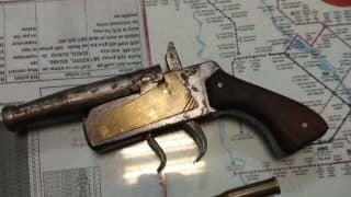 CISF Apprehends One Person at Delhi's Saket Metro Station, Pistol, 8 MM Live Round Recovered