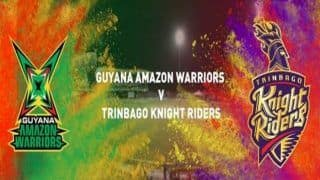 Caribbean Premier League Final 2018, Guyana Amazon Warriors vs Trinbago Knight Riders live Streaming And Updates, When And Where to Watch Online India