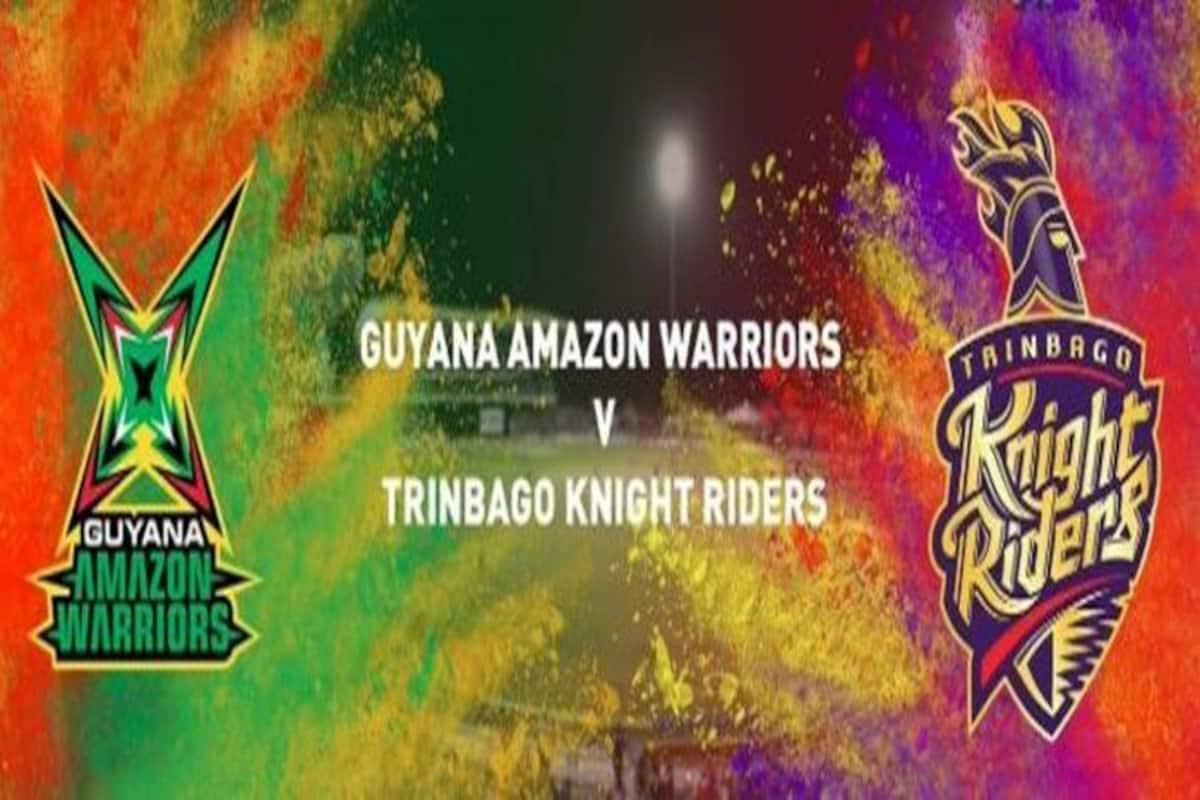 Caribbean Premier League Final 2018, Guyana Amazon Warriors