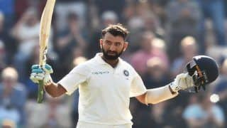 India vs England 2018, 4th Test at Southampton: Cheteshwar Pujara's Hundred Gives India Slender Lead Against England on Day 2