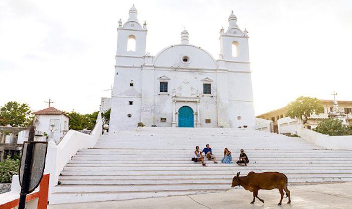 Church in Diu