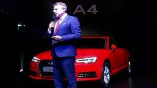 Audi launches all new A4 sedan price starting at Rs 38.1 lakh