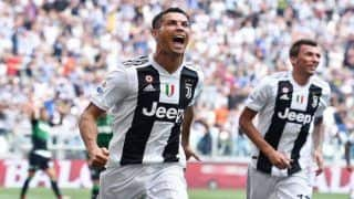Cristiano Ronaldo-Led Juventus Set For Key Champions League Clash Against Atletico Madrid
