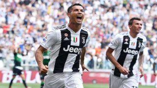 Cristiano Ronaldo-Led Juventus Set For Key Champions League Clash Against Atletico Madrid